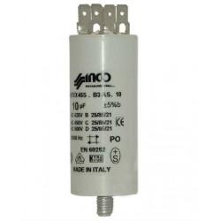 Condensador 10 UF  450 V