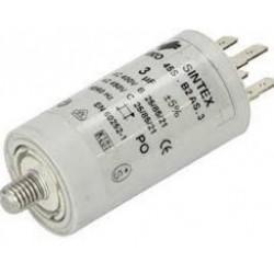 Condensador 3UF 450V